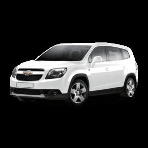 Выкуп глушителей Chevrolet Chevrolet Orlando
