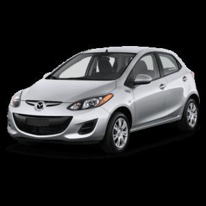 Выкуп битых запчастей Mazda Mazda 2