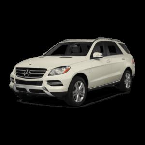 Выкуп тормозных колодок Mercedes Mercedes M-klasse