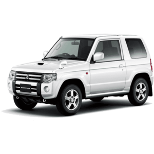 Выкуп битых запчастей Mitsubishi Mitsubishi Pajero Mini