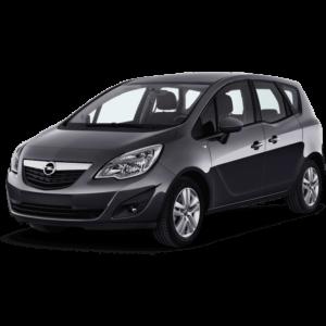Выкуп остатков запчастей Opel Opel Meriva