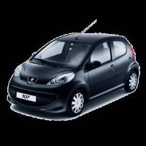 Выкуп новых запчастей Peugeot Peugeot 107