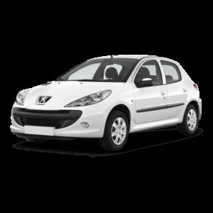 Выкуп стоек амортизаторов Peugeot Peugeot 206