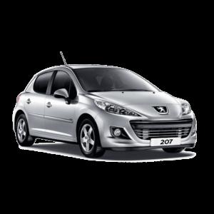 Выкуп стоек амортизаторов Peugeot Peugeot 207