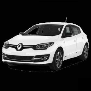 Выкуп бамперов Renault Renault Megan
