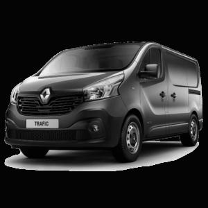 Выкуп бамперов Renault Renault Trafic