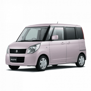 Выкуп битых запчастей Suzuki Suzuki Palette