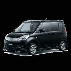 Выкуп битых запчастей Suzuki Suzuki Solio