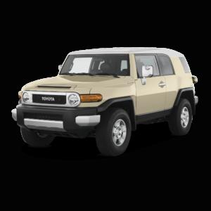 Выкуп остатков запчастей Toyota Toyota FJ Cuiser