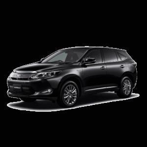 Выкуп кузова Toyota Toyota Harrier